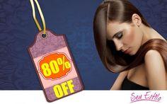 Escova 80% OFF - Salão Seu Estilo - http://go.shr.lc/1oevB0i As melhores ofertas de  #FormosaGO