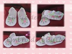 Baby shoe lace-embroidery http://www.craftsy.com/user/10807064/pattern-store?_ct=fqjjuhd-ijehu&_ctp=203047%2C10807064