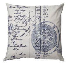 Kissen Compass (von Indes Fuggerhaus Textil GmbH)