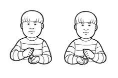 Lumi (Kuva: Elina Vanninen) School Signs, Sign Language, Boys, Fictional Characters, Art, Baby Boys, Art Background, Kunst, Gcse Art
