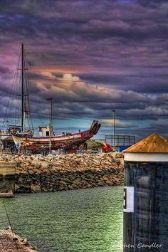 Port of Chipiona, Spain♥
