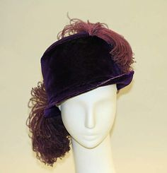 I have a hat like this.  Needs the addition of feathers. :P