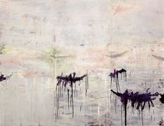 The Daily Muse: Cy Twombly (1928 - 2011), Painter - elusivemu.se