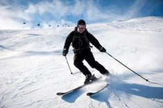 Have a ski trip planned, but haven't gotten back in shape yet? Here's a 3 week plan to get you from the couch to the slopes! Start now so you can truly enjoy your upcoming vacation. Skiing Workout, Running Workouts, Fun Workouts, Ski Exercises, Workout Ideas, Winter Fun, Winter Sports, Conditioning Workouts, Ski Jumping