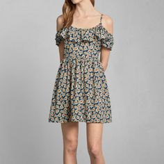 Womens Abigail Dress | Womens Clearance | Abercrombie.com