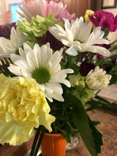 A simple bouquet boosts the ambiance and is budget friendly.