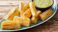 Yuquita frita is undoubtedly the perfect appetizer to complement a delicious…