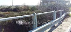 Κρήτη: Μαθήτρια έπεσε από γέφυρα, στην εθνική οδό [εικόνες]