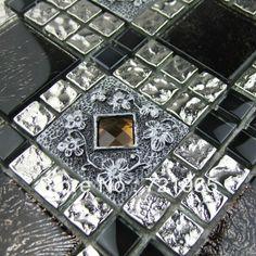 Piastrelle backsplash su pinterest piastrelle cucina caledonia granite e schuler cabinets - Mattonelle mosaico cucina ...