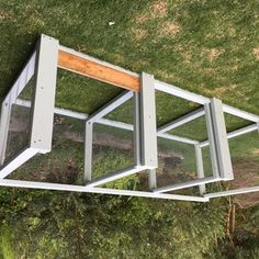 The Best Triple Compost Bin : 5 Steps (with Pictures) - Instructables Build Compost Bin, Wooden Compost Bin, Galvanized Nails, Kitchen Waste, Garbage Can, Wooden Slats, Garden Projects, Recycling, Good Things