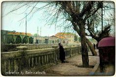 Syria - Damascus شارع بيروت (شكري القوتلي) - سور نهر بردى - دار المعلمين - التكية السليمانية  coloration by Bader.m.alzou3bi #coloration_by_Bader_m_alzou3bi #touches_by_Bader_m_alzou3bi #أريج_دمشق #dimashq #damas #damascus #damascus_old #syria_damascus #arejdimashq #dimashq https://www.facebook.com/arejdimashq