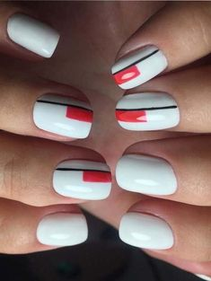 In this post we have posted best trends of nail art designs for Make your hands' look more beautiful and cute with these best shapes of nails. Nail Designs Pictures, Nail Art Designs, Nails Design, Art Deco Nails, Acrylic Nail Shapes, Nail Envy, Beautiful Nail Designs, Stylish Nails, Perfect Nails