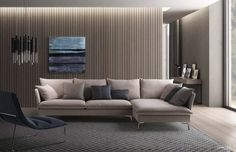 SCT 06 Italian Modern Sectional Sofa
