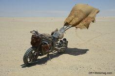 Mad Max Fury Road : à découvrir, les motos du film ! (...) - Moto Magazine - leader de l'actualité de la moto et du motard