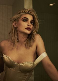 Kylie Jenner by Ben Hassett for The Violet Files, 2017