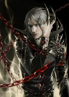 """Anime Male Demons 