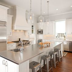 Charmant Stainless Steel Countertops Ideas, Pictures, Remodel And Decor