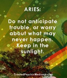 17 Aries Quotes and Sayings | Trusted Psychic Mediums