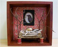 shrine/shadow box