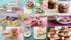 Look at this recipe - Rainbow Ice Cream Cake - from Sanjana Modha and other tasty dishes on Food Network. Banana Chocolate Chip Cookies, Chocolate Oreo Cake, Food Network Uk, Food Network Recipes, Oreo Cake Recipes, Ice Cream Dishes, Rainbow Ice Cream, Cream Pie Recipes, Banana Cream