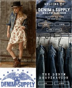 Welcome To The World Of Denim And Supply
