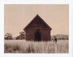 Rachael Baez Polaroids: Winter Roadtrip - Parkes & Dubbo