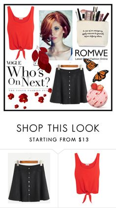 """""""Romwe"""" by love88-90 ❤ liked on Polyvore featuring Splendid"""
