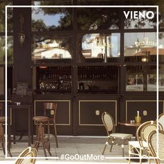 A friendly conversation over drinks is always a good choice to relax. Discover new bars with VIENO. Drinking Every Night, Cool Bars, Liquor Cabinet, Conversation, Have Fun, Relax, App, Drinks, Simple