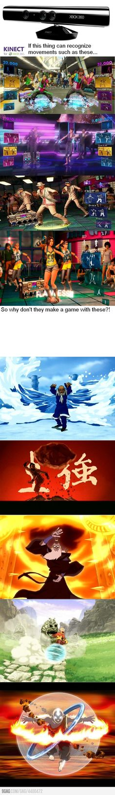 There really does need to be an epic ATLA game