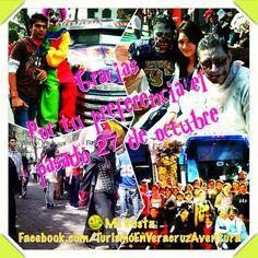 Gracias por tu preferencia el pasado 27 de #octubre en el #viaje a #sixflags #megusta http://www.Facebook.com/TurismoEnVeracruzAventura #Veracruz #Xalapa