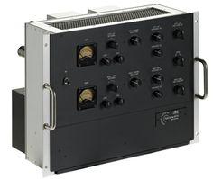 "Mode Machines ""FairComp-670"" Fairchild Compressor."