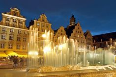 Wroclaw. I live here and I love this place! One of the oldest and most beautiful city in Poland.