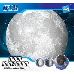 Moon in My Room® Night Light - Baby & Early Childhood - MetKids - The Met Store