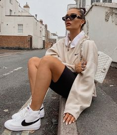 Adrette Outfits, Neue Outfits, Retro Outfits, Cute Casual Outfits, Stylish Outfits, Vintage Outfits, Cream Outfits, Trendy Fall Outfits, Summer Outfits