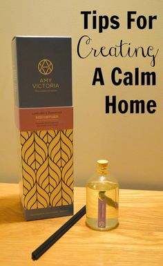 Tips For Creating A Calm Home   Amy Victoria Diffusers