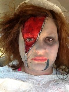 My Zombie costume Zombie Halloween Costumes, Halloween Ideas, Halloween Face Makeup, Reefer Madness, Hallows Eve, Zombies, Holiday Ideas, Makeup Ideas, Diy Crafts
