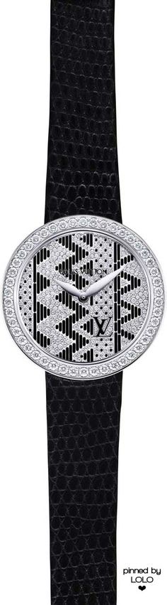 Louis Vuitton Watch | House of Beccaria~