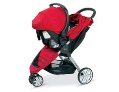 britax bagile stroller. Love that the car seat attaches. Just wish it was a jogging stroller