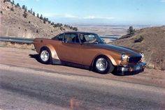 Volvo p1800 canyon racer