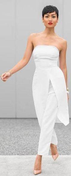 Blanco / Fashion By Micah Gianneli