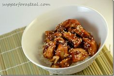 Crockpot Teriyaki Chicken : I am making this right now and my house smells utterly amazing! I can't wait to eat it! Chicken Teriyaki Recipe, Chicken Recipes, Cola Chicken, Onion Chicken, Lime Chicken, Teriyaki Sauce, Slow Cooker Recipes, Crockpot Recipes, Crock Pot Cooking