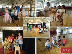Here's a sneak-peek at what our #TheatreWorkshop looked like! The kids enjoyed thoroughly, & our batches were full:)