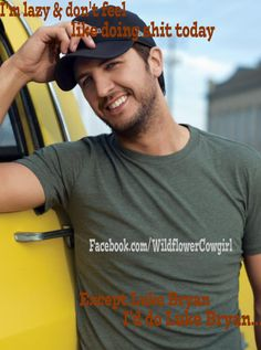 Listen to music from Luke Bryan like Play It Again, One Margarita & more. Find the latest tracks, albums, and images from Luke Bryan. Country Men, Country Girls, Country Life, American Country, Country Living, Country Style, Country Music Singers, Country Artists, Sing To Me