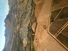 Flight from Stellenb