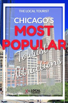 Chicago has some of the best attractions and museums in the world, drawing millions of visitors to the city each year. From one of the country's only free zoos to the largest collection of Impressionist paintings outside of the Louvre, Chicago's most popu