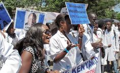 Kenya's Public Hospitals Have No Doctors, Here's Why