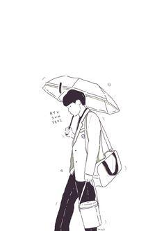 #ryujunyeol #reply1988 by.theold Korean Art, Korean Drama, Ryu Jun Yeol, Cute Cartoon Wallpapers, Cute Illustration, Cute Art, Anime, Chibi, Art Drawings