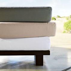 Tillary® Outdoor Modular Seating Cushion Covers #westelm