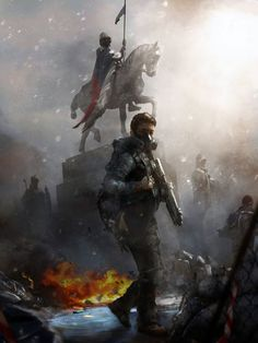 Some badass fan art of the division!