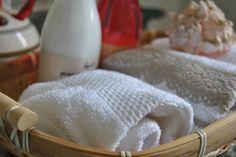 Toallas blancas para cualquier baño